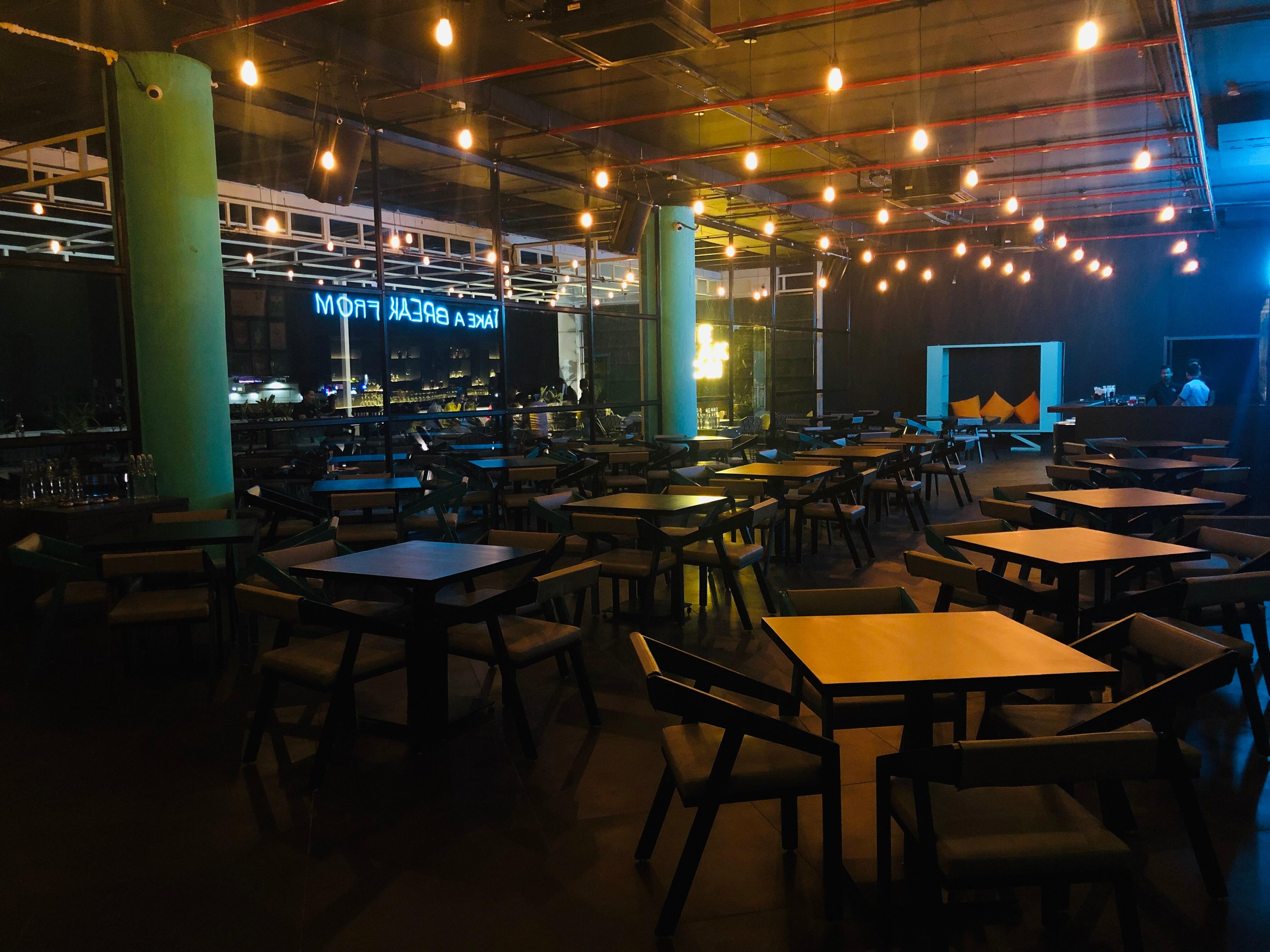The Break Room Nibm Pune